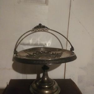 Antique silver plater